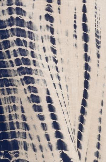 Alternate Image 3  - Mimi Chica Tie Dye Cutout Back Tiered Maxi Dress (Juniors)