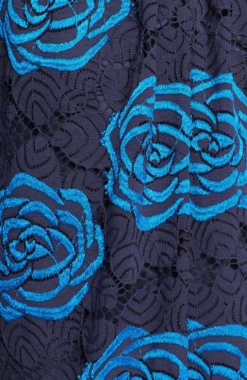 Alternate Image 3  - Alice + Olivia 'Nelly' Rose Pattern Dress