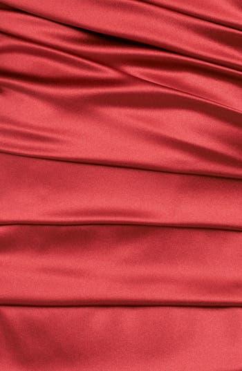Alternate Image 3  - Dolce&Gabbana Ruched Stretch Satin Dress