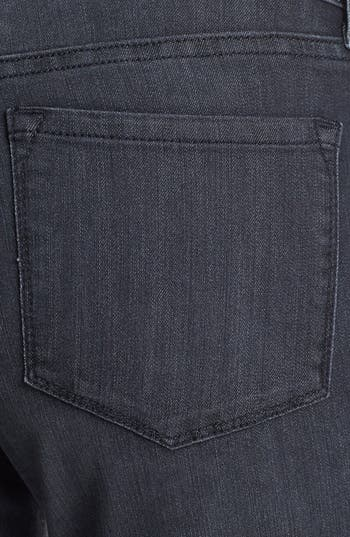 Alternate Image 3  - NYDJ 'Alina' Stretch Skinny Jeans (Stoney River) (Regular & Petite)