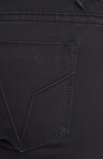 Alternate Image 3  - Vigoss 'Chelsea' Super Stretchy Skinny Jeans (Juniors) (Online Only)