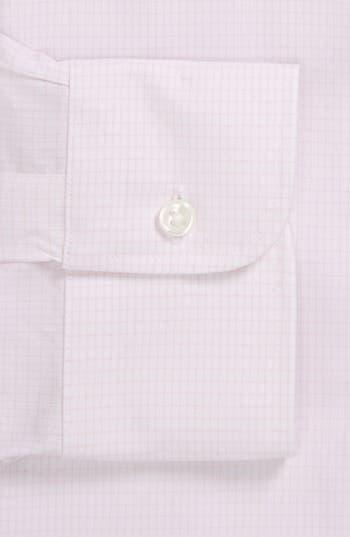 Alternate Image 2  - Nordstrom Classic Fit Non-Iron Dress Shirt (Big & Tall)