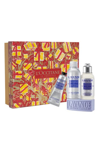 Alternate Image 2  - L'Occitane 'Lavender Spa' Collection (Limited Edition) ($35.50 Value)