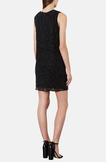 Alternate Image 2  - Topshop Embellished Shift Dress