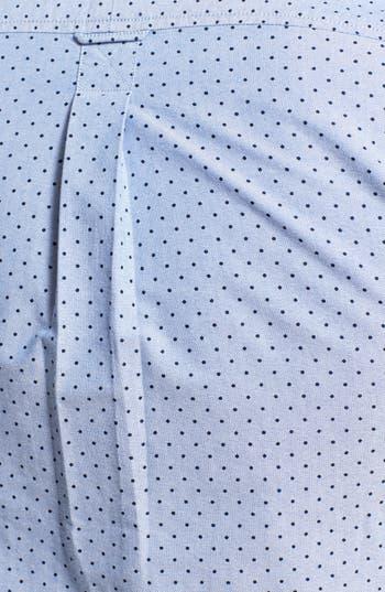 Alternate Image 3  - Jack Spade 'Taylor' Dot Woven Oxford Sport Shirt