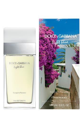 Alternate Image 2  - Dolce&Gabbana Beauty 'Light Blue Escape to Panarea' Eau de Toilette