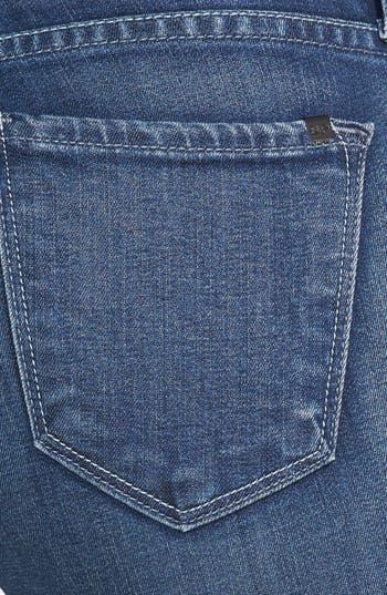 Alternate Image 3  - SP Black Low Rise Skinny Jeans (Medium) (Juniors)
