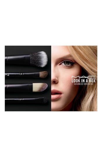 Alternate Image 2  - M·A·C 'Look in a Box - Advanced Brush' Kit ($119 Value)