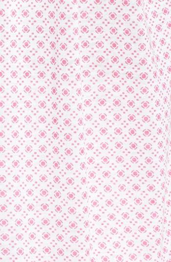 Alternate Image 3  - Oscar de la Renta 'Summer Nights' Short Pajamas