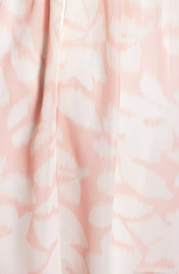 Alternate Image 3  - a. drea 'Watercolor' Strappy Maxi Dress (Juniors)