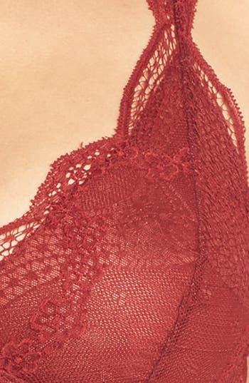 Alternate Image 3  - Eberjey 'Estelle' Lace Racerback Bralette