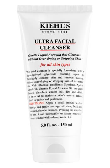 Alternate Image 1 Selected - Kiehl's Since 1851 Ultra Facial Cleanser