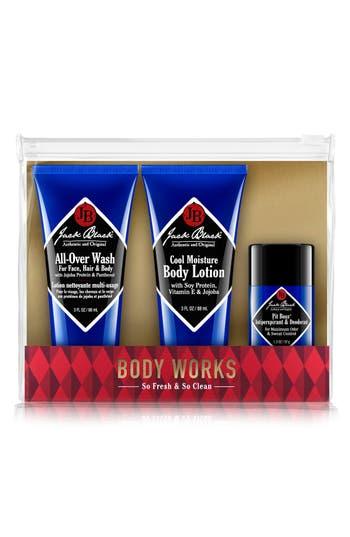 Alternate Image 2  - Jack Black 'Body Works' Travel Set