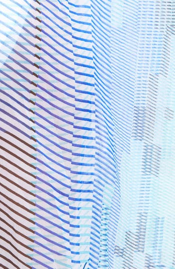 Alternate Image 3  - Echo 'Loco Stripe' Caftan Cover-Up