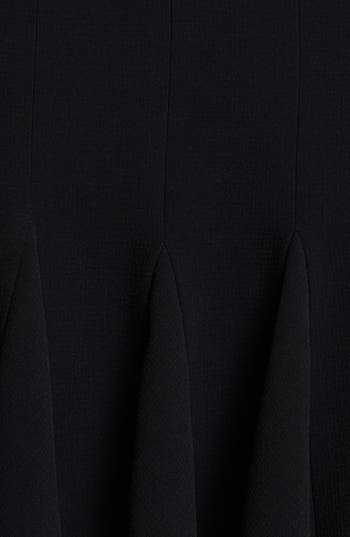 Alternate Image 3  - BCBGMAXAZRIA Cap Sleeve Fit & Flare Dress