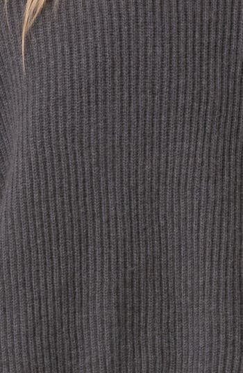 Alternate Image 5  - Christopher Kane Ribbed Cashmere Sweater