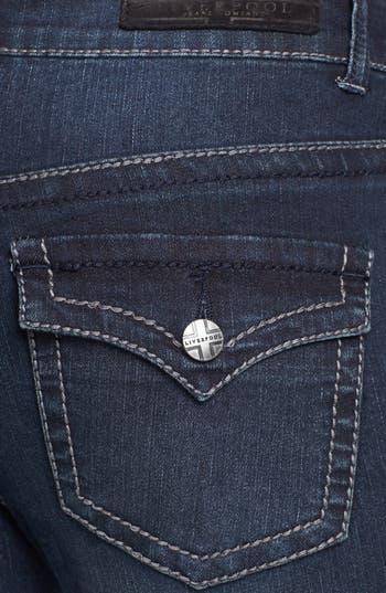 Alternate Image 3  - Liverpool Jeans Company 'Rita' Flap Pocket Stretch Bootcut Jeans