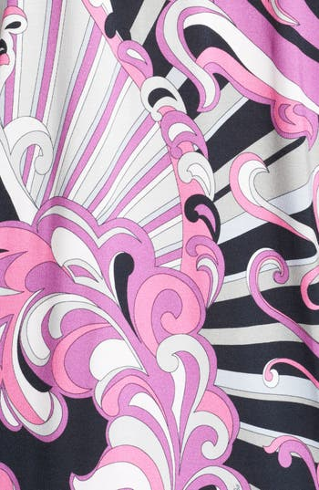 Alternate Image 3  - Emilio Pucci Print V-Neck Tunic