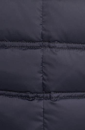 Alternate Image 3  - Andrew Marc 'Dana' Genuine Rabbit Fur Front Down Jacket
