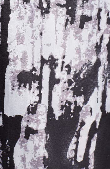 Alternate Image 3  - Band of Gypsies Tuxedo Stripe Print Pants (Juniors)