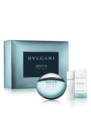 Alternate Image 1 Selected - BVLGARI 'AQVA Pour Homme Marine' Set ($105 Value)
