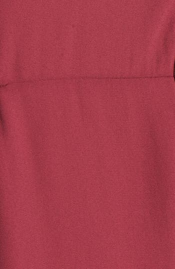 Alternate Image 3  - Lush Long Sleeve Romper (Juniors)