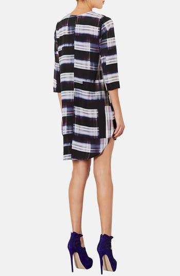 Alternate Image 2  - Topshop 'Camera Check' Print Tunic Dress