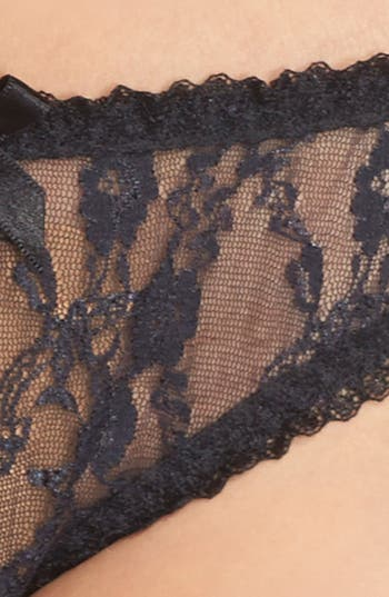 Alternate Image 5  - L'Agent by Agent Provocateur 'Monica' Lace Mini Briefs