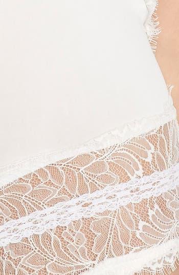 Alternate Image 3  - For Love & Lemons 'Isabelle' Lace Bodysuit