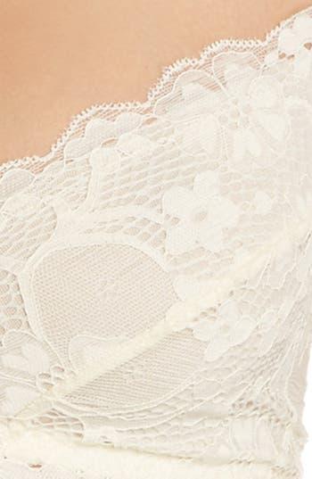 Alternate Image 10  - Honeydew Intimates 'Camellia' Lace Bralette