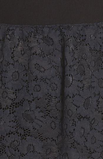 Alternate Image 4  - For Love & Lemons 'Daisy' Lace Skirted Bodysuit