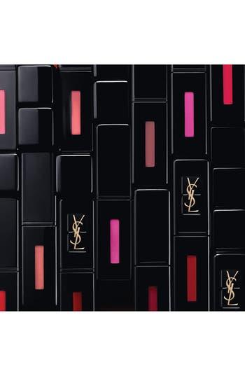 Alternate Image 5  - Yves Saint Laurent 'Vernis a Levres' Vinyl Cream Lip Stain