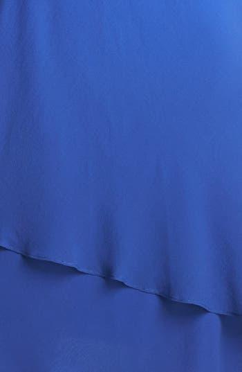 Alternate Image 3  - Eileen Fisher Double Layered Silk Dress