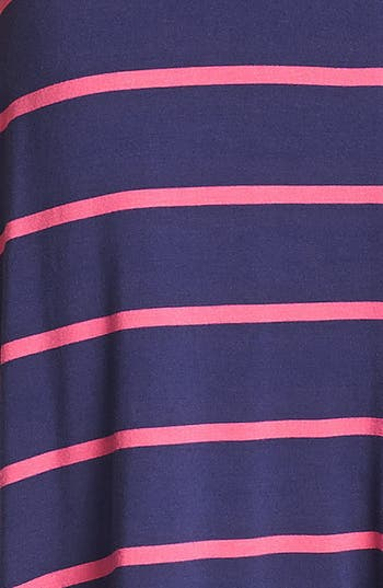 Alternate Image 3  - Felicity & Coco Stripe Jersey Dress (Regular & Petite) (Nordstrom Exclusive)