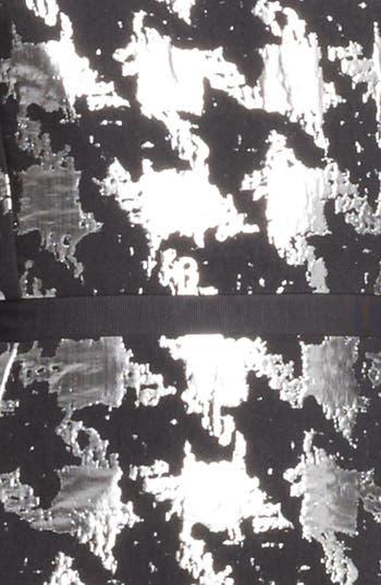 Alternate Image 3  - Michael Kors Metallic Houndstooth Sheath Dress