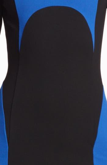 Alternate Image 3  - Michael Kors Colorblock Jersey Dress