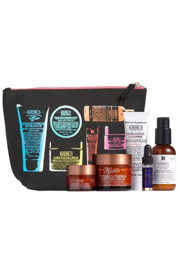 Main Image - Kiehl's Since 1851 'Powerful Wrinkle Reducing' Skincare Set (Nordstrom Exclusive) ($162 Value)