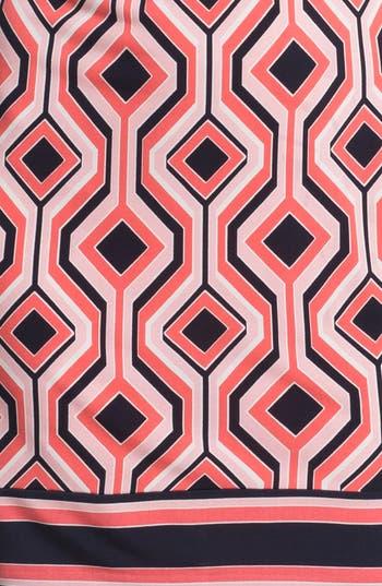 Alternate Image 3  - MICHAEL Michael Kors 'Argyle' Print Shift Dress (Petite)