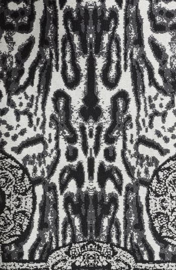 Alternate Image 3  - Herve Leger Animal Print Dress