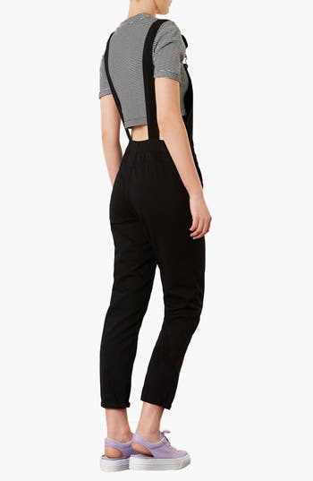 Alternate Image 2  - Topshop 'Dill' Overalls