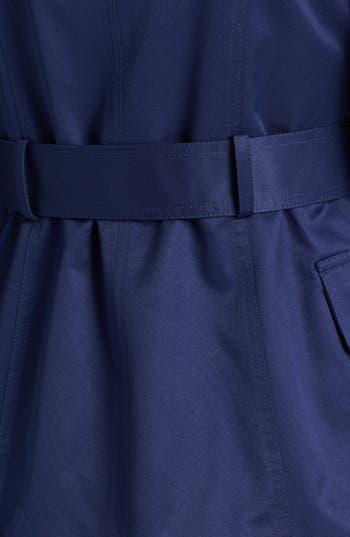 Alternate Image 3  - Gallery Belted Trench Coat (Regular & Petite) (Nordstrom Online Exclusive)