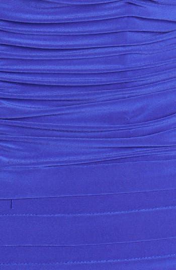 Alternate Image 3  - Adrianna Papell Shutter Pleat Jersey Dress (Plus Size)