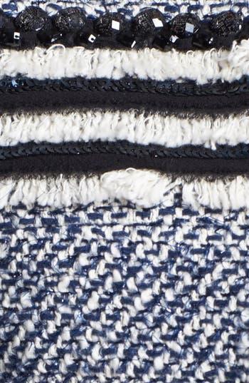 Alternate Image 3  - Tory Burch 'Rosemary' Crop Tweed Jacket