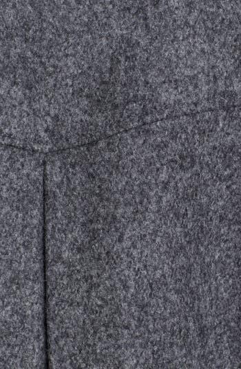Alternate Image 4  - rag & bone 'Turner' Genuine Shearling & Leather Collar Coat