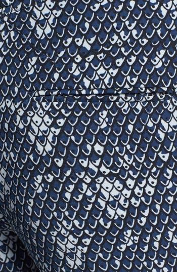 Alternate Image 3  - KENZO Dragon Scale Print Crepe Pants