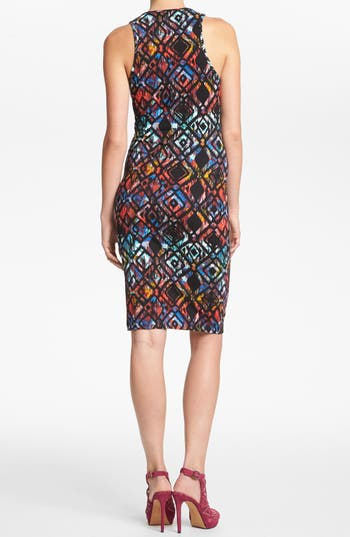 Alternate Image 2  - WAYF Body-Con Midi Dress