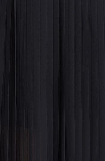 Alternate Image 3  - The Kooples Pleated Chiffon Maxi Skirt