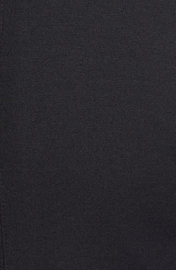 Alternate Image 3  - Vince Camuto Embellished Neck Ponte Knit Dress