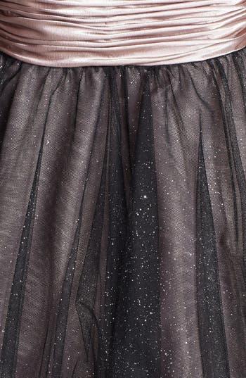 Alternate Image 3  - Jump Apparel One-Shoulder Dress (Juniors)