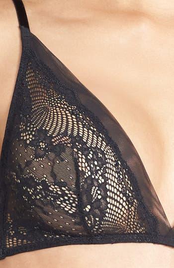 Alternate Image 5  - Calvin Klein 'Serene' Lace Triangle Bra